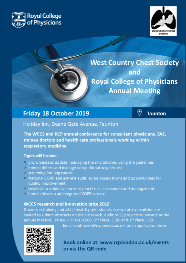 West Country Chest Society and Royal College of Physicians